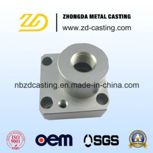 Cast Iron Pump Part Iron Casting Casting Carbon Steel Casting pictures & photos