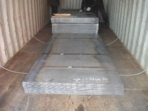 Good Quality Low Price Hot Rolled Steel Sheet in Stock pictures & photos