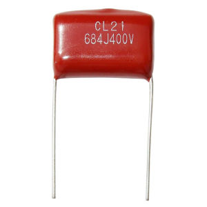 Metallized Polyester Film Capacitor (CL21)