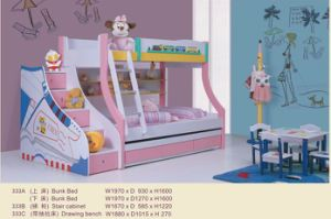 Kids Bunk Bed (MY2-3340#)