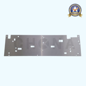 Brushing & Anodized Sheet Metal Stamping Brackets pictures & photos
