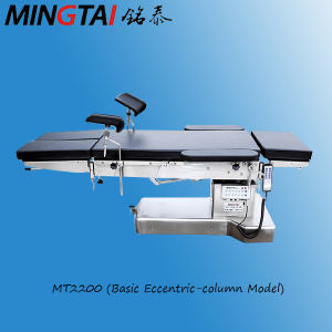 Mt 2200 Electric Hydraulic Orthopedic Image Operating Table pictures & photos