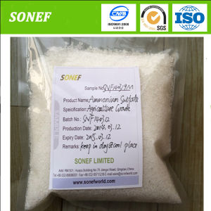 Food Grade High Quality Ammonium Sulphate pictures & photos