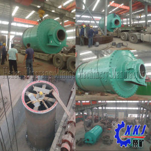 Finely Processed Ball Grinding Mill pictures & photos