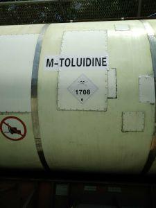 M-Toluidine CAS: 108-44-1