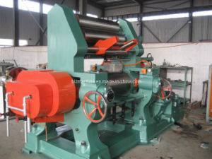 Rubber Sheet Mixing Mill with Stock pictures & photos