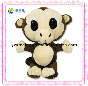 Lovley Baby Monkey Plush Toy (XMD-0017C) pictures & photos