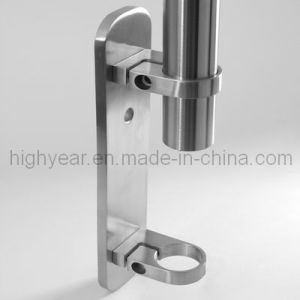 Stainless Steel Oblong Wall Bracket (AISI304, AISI316)