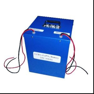 RoHS Approved LiFePO4 Energy Storage System 24V 100ah
