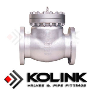 Swing Check Valve (H44Y) Non Return pictures & photos