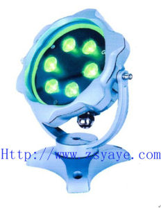 Yaye 18 Hot Sell 6W LED Underwater Light/LED Swimming Pool Light / 6W LED Underwater Lamp with Ce/RoHS pictures & photos