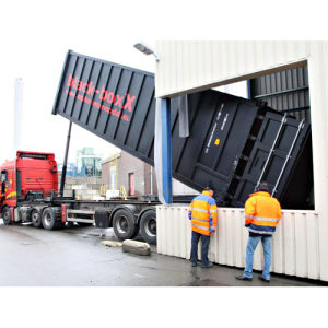 Coke Container in Operation pictures & photos