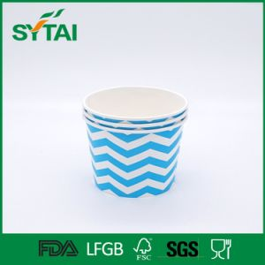 Popular Custom Printed Paper Recycled Ice Cream Paper Cup pictures & photos
