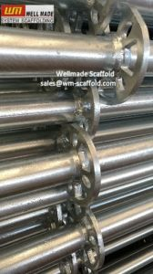 En12810 Standard Layher Ringlock Scaffolding for Construction Forming pictures & photos