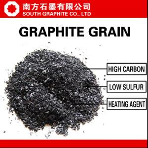Natural Amorphous Graphite Grain FC 80% Southgraphite