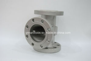 Casting Parts, Forged, Impeller, Discharge, Pipe Fitting pictures & photos