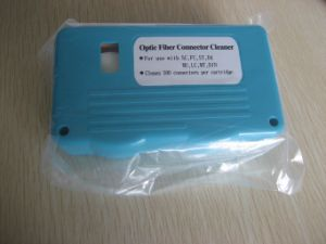 Optical Fiber Connector Cleaner Cassette Type for Cleaning Fiber Connector pictures & photos