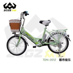 Hot Sale Lithium E Electric Bicycle