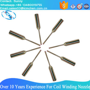 DIY Customized Tungsten Carbide Coil Winding Nozzle W0330-2-1009 pictures & photos