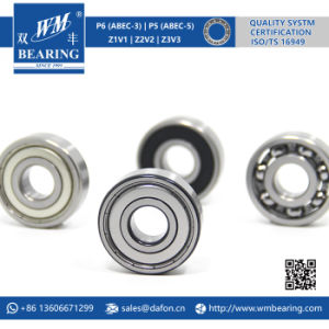 6302 Zz 2RS High Speed Spindle Radial Ball Bearing pictures & photos