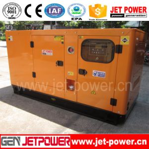 Home Use Portable Generator 10kVA Silent Diesel Generator pictures & photos