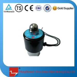Food Grade Magnetic Control Valve Solenoid Valve pictures & photos