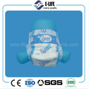 Mozambique Baby Diaper Pamper with PP Tape Cheap Price pictures & photos