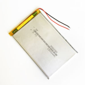 306090 3.7V 1800mAh Lipo Rechargeable Battery for E-Books Mobile Phone Power Bank DIY pictures & photos