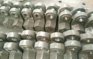 Cast Steel, Alloy Liners, Super-High Manganese Steel Hammer pictures & photos