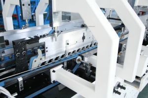 Pre-Fold Medicine Box Gluing Machine (GK-780B) pictures & photos