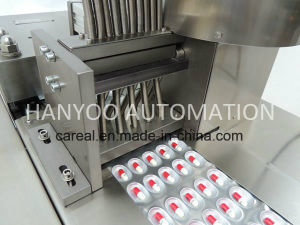 Dpp-150e Automatic Blister Packing Machine for Capsule or Tablet pictures & photos