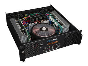 2 Channels Subwoofer Power Amplifier (CR3000) pictures & photos