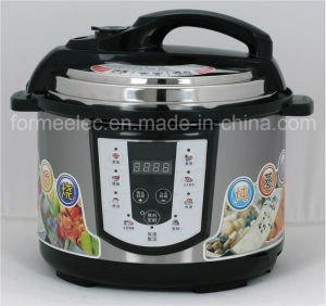 5L Electric Rice Cooker 900W Pressure Rice Cooker pictures & photos