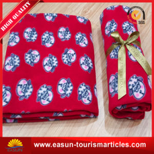100% Polyester Super Soft Printing Coral Fleece Blanket pictures & photos