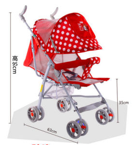 New Light Weight Baby Pram Baby Carriage  Baby Stroller pictures & photos
