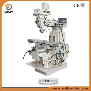 Universal Milling Machine with Swivel Table (Universal Mill Machine 5H) pictures & photos