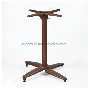 Outdoor Furniture Aluminum Restaurant Table Leg (SP-ATL254) pictures & photos