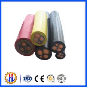 Rubber Round Pendant Cable for Lifter Crane Conveyors pictures & photos