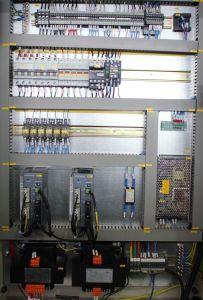 Hydraulic CNC (NC) Sheet Metal Plate Bending Machine Wf67k-100t/3200 pictures & photos