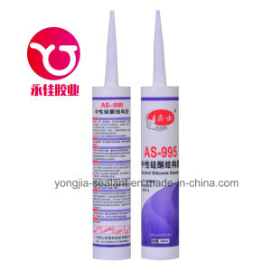 Neutral Curtain Wall/Glass Wall/Stone Structural Silicone Sealant (AS-995) pictures & photos