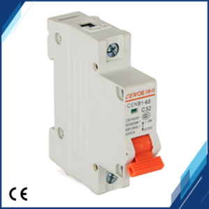 2017 New Style 32A 1p Mini Circuit Breaker pictures & photos