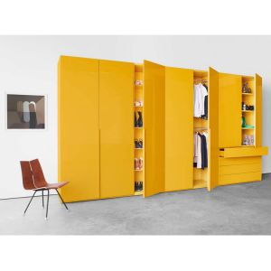 Hot Sale High Quality Sliding Wardrobes Swing Wardrobes for Bedroom pictures & photos