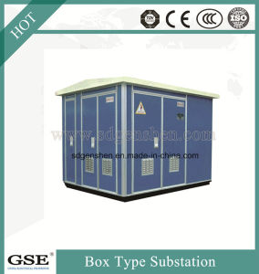 Zbw Series Combined Box Type Power Substation/Power Transformer Substation pictures & photos