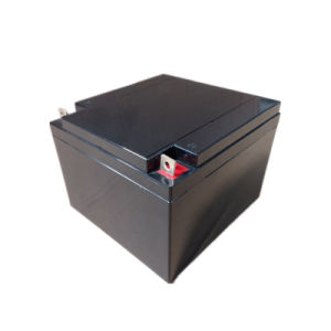 High Export Rate ABS Container Batteries 12V 24ah for UPS pictures & photos