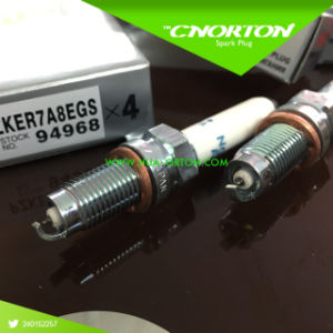 Ngk 94968 Pzker7a8egs 94968 Laser Platinum Spark Plugs for Volkswagen Audi pictures & photos