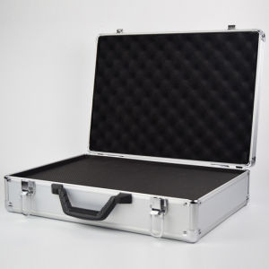 Fashion Excellent Quality Aluminum Alloy Business Official Briefcase pictures & photos