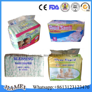 Disposable High Absorbent OEM Baby Diaper with Factory Price pictures & photos