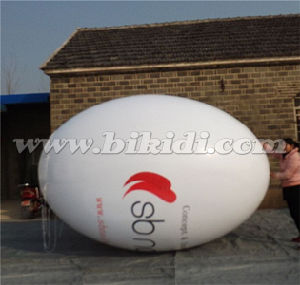 3m High Oval PVC Helium Balloon Factory Price K7056 pictures & photos
