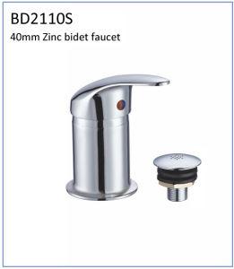 Bd2110W 40mm Single Lever Zinc Bidet Faucet to South American pictures & photos