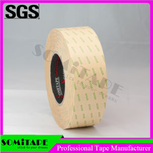 Somi Tape Sh329 Waterproof Sealing Solvent Double Sided Tissue Tape for Advertising Industry pictures & photos